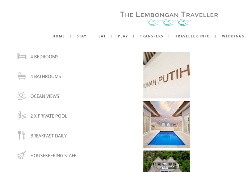 The Lembongan Traveller