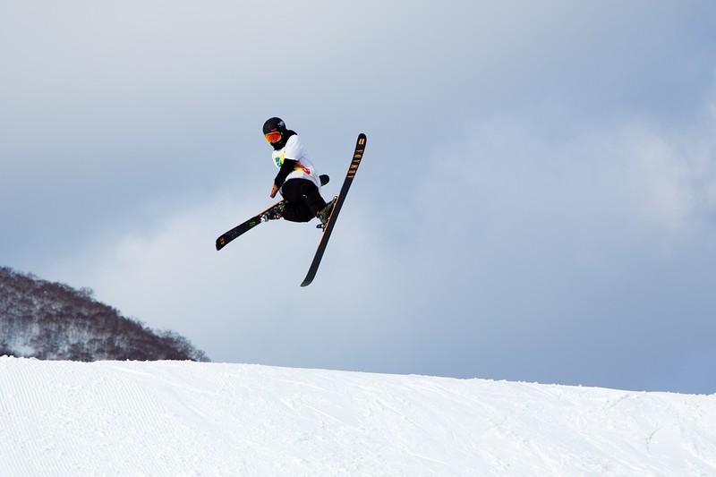 Skier Niseko Japan