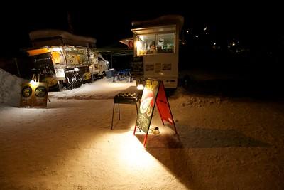 Food Trucks Niseko Japan