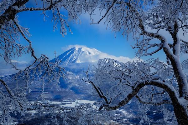 Mt Yotei, Niseko Japan