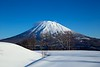 Mt. Yotei on the perfect day