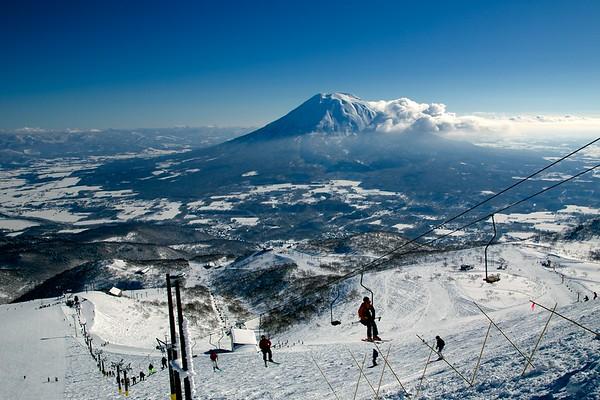 Grand Hirafu Niseko Japan
