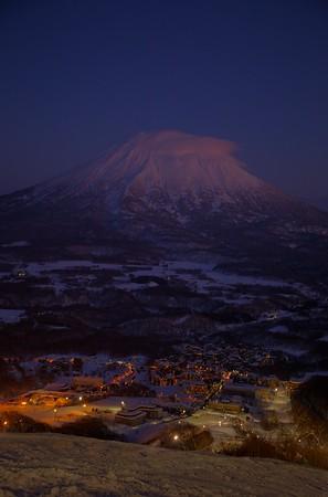 Grand Hiarfu, Mt, Yotei Night View