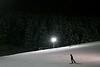 Night Snowboarding Niseko Japan