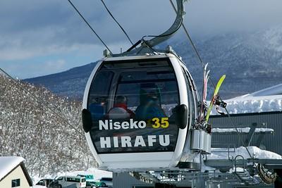 Niseko Gondola