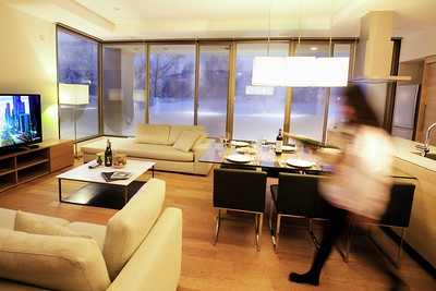 Shiki Niseko Interior Room