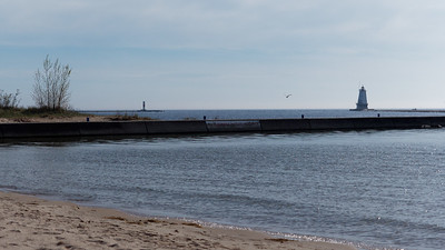 North Pierhead Light