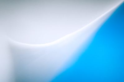 Calla Lily Abstract - Infrared