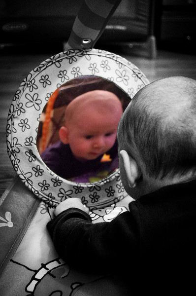 Day 85 (10/23) - Through the Looking-Glass, and What Sam Found There.