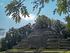 Mayan Temple at Lamani