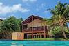 Swimming Pool and Our Villa at El Pescador