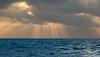 """""""God-Rays"""" at Sunrise"""