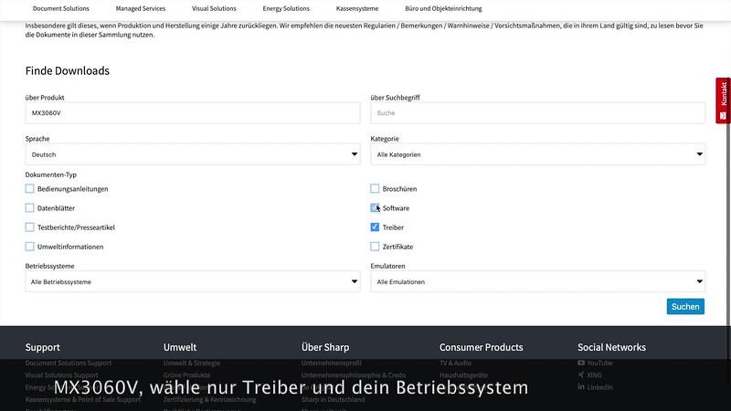 E-Heim Drucker (macOS)