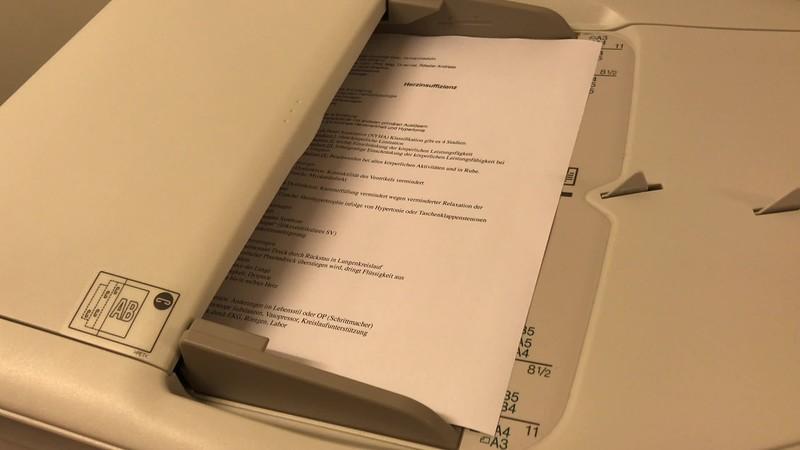 E-Heim Drucker: Kopie