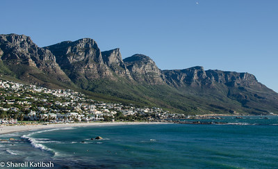 Twelve Apostles, Capetown