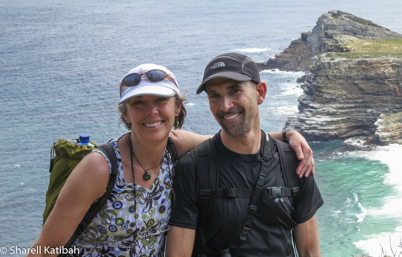 Happy at Cape Point