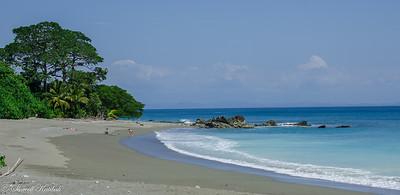 Beautiful Beach, Gulfo Dulce