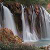Little Navajo Falls at Day's End