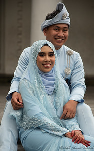 Newly Married, Kuching