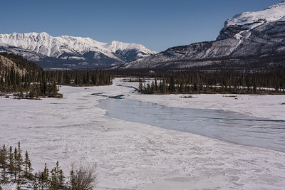 Saskatchewan River, Icefileds Parkway