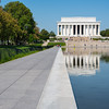Lincoln Memorial and Reflecting Pool #1