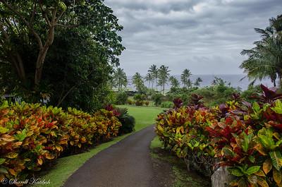 Walk to the Beach, Travasaa Inn, Maui
