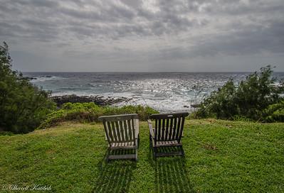 Meditation Spot, Travasaa Inn, Hana