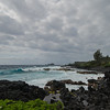Surf and Clouds, Hana Shore