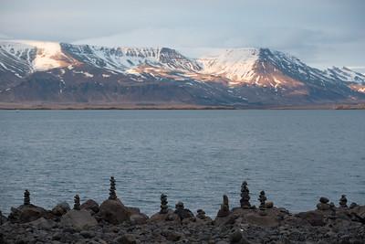 Harbor Cairns, Reykjavik