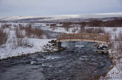 Bridge Over Stream, Husafell