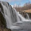 Waterfall on the River Varma