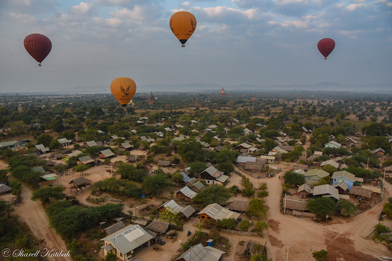 Early morning, Bagan