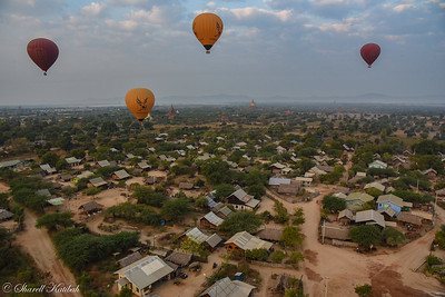 Early morning, Bagan