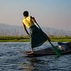 Traditional Fisherman, Inle Lake