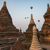 Balloons over Temples, Bagan