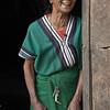 Woman in Doorway, Aye, Chin State