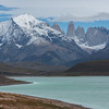 Laguna Amarga and Torrres del Paine