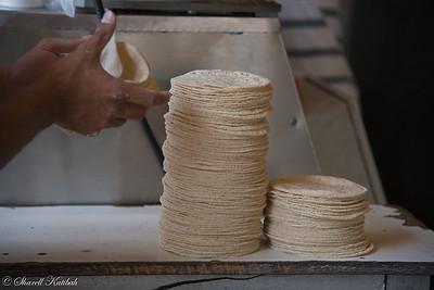 Totillas at the Factory
