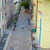 Old Habana city street
