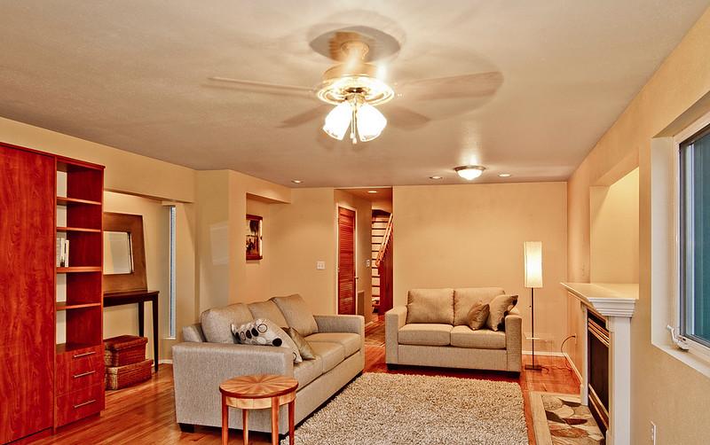 living room 2  top flr