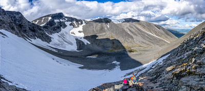 Panorama 4 Kitteldalen med Jenna och Erik