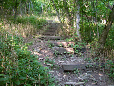 Underground Railroad Trail, Ripley, Ohio