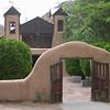 El Santuario de Chamayo, New Mexico