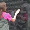April - Vietnam Veterans Memorial, Washington, D.C.