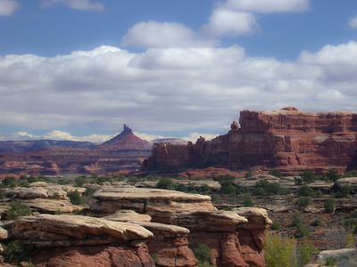 Geologic strata. Utah.