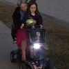 Cali & Lesley cruisin' on Gidget