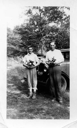 Dad? and Grandad Jansen