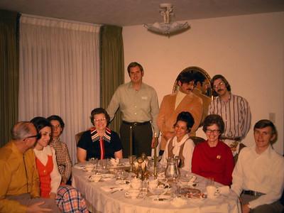 1972; Ed Lytle; Carol Lytle; unknown; Margaret Lytle; Bob Jansen; Bill Jansen; Peg Beverly Jansen; Larry Jansen; Mary Jansen; Donald Lytle