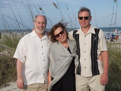 Scott, Connie, and Jeff Cummings