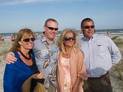 Lynne and Tom Harsha, Diane and Tim Harsha